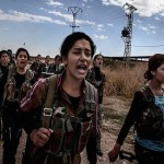 Kobane: Fiercest fighting in days hits Syrian border town
