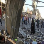 Multiple car bombs kill over 50 people in Iraq's capital