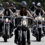 Now German Bikers Join Dutch comrades in Fight Against ISIS in Kobane