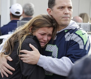 Washington State high school shooting leaves two dead, including gunman