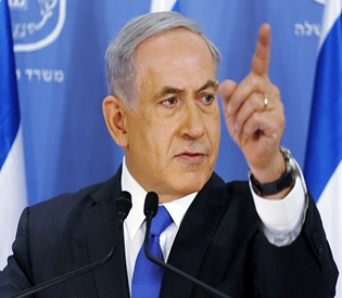 Netanyahu says no Palestinian state as long as he's prime minister